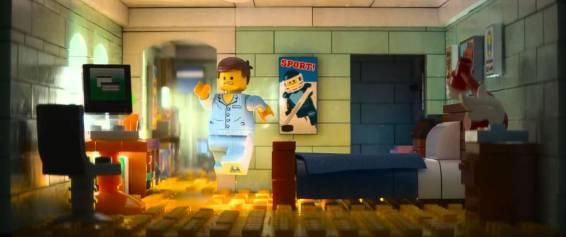 Scena del film Buongiorno Emmet.