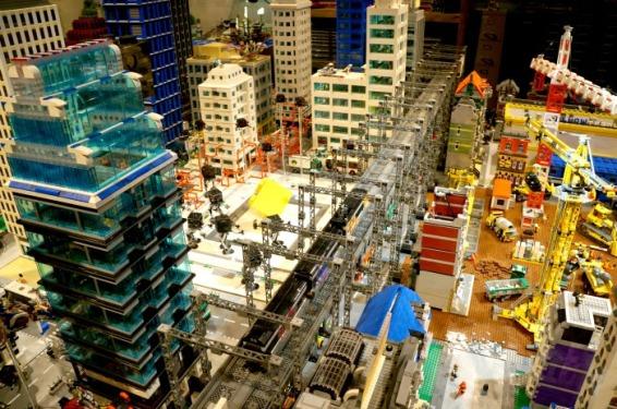 Set di The Lego Experience.