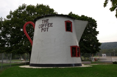 The Coffee Pot, Bedford, Pennsylvania.