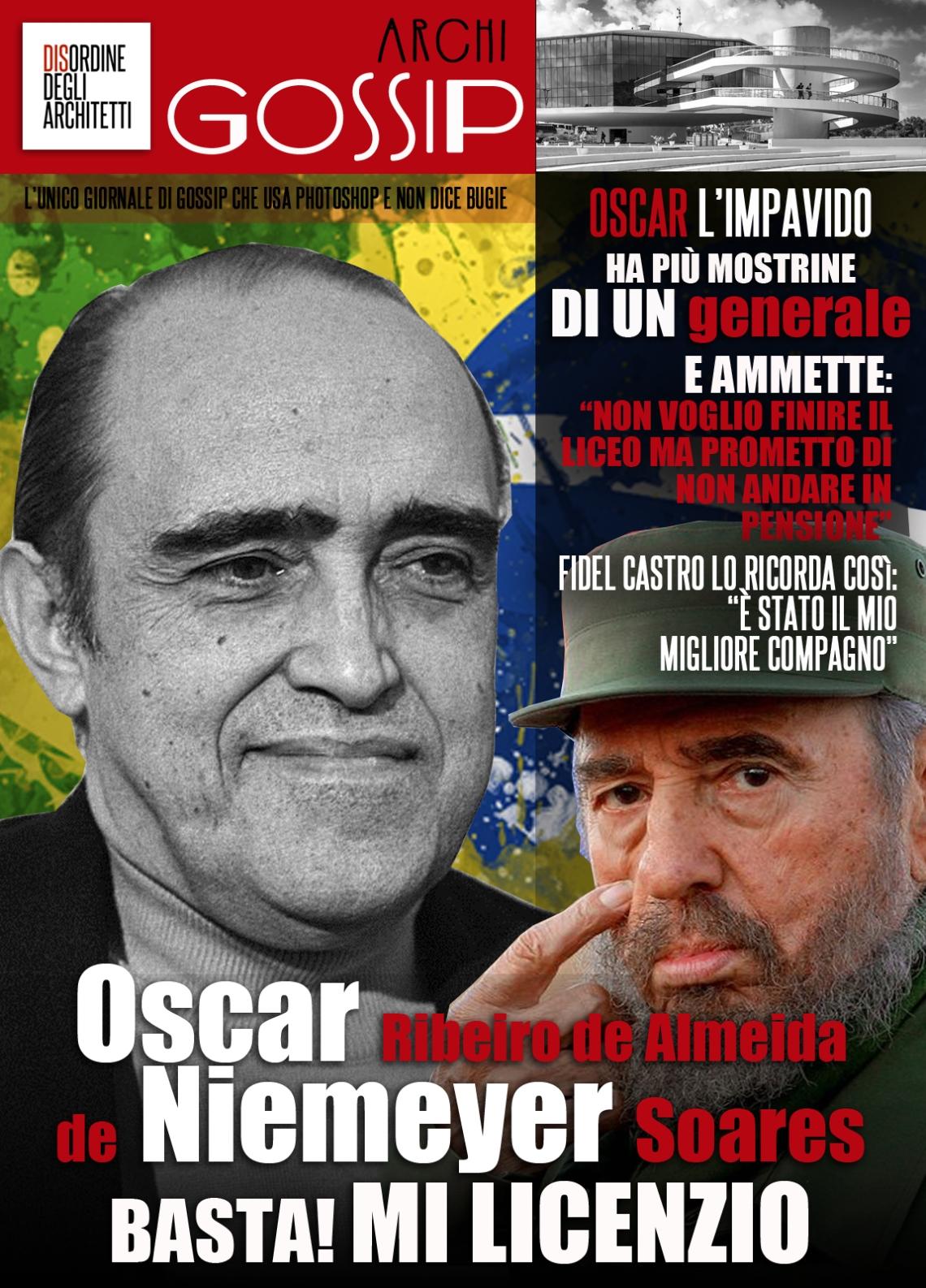 05 Oscar Niemeyer