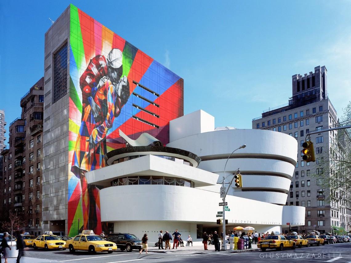 Frank Lloyd Wright, Guggenheim Museum