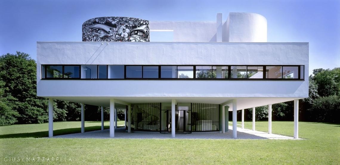 Le Corbusier, Ville Savoye