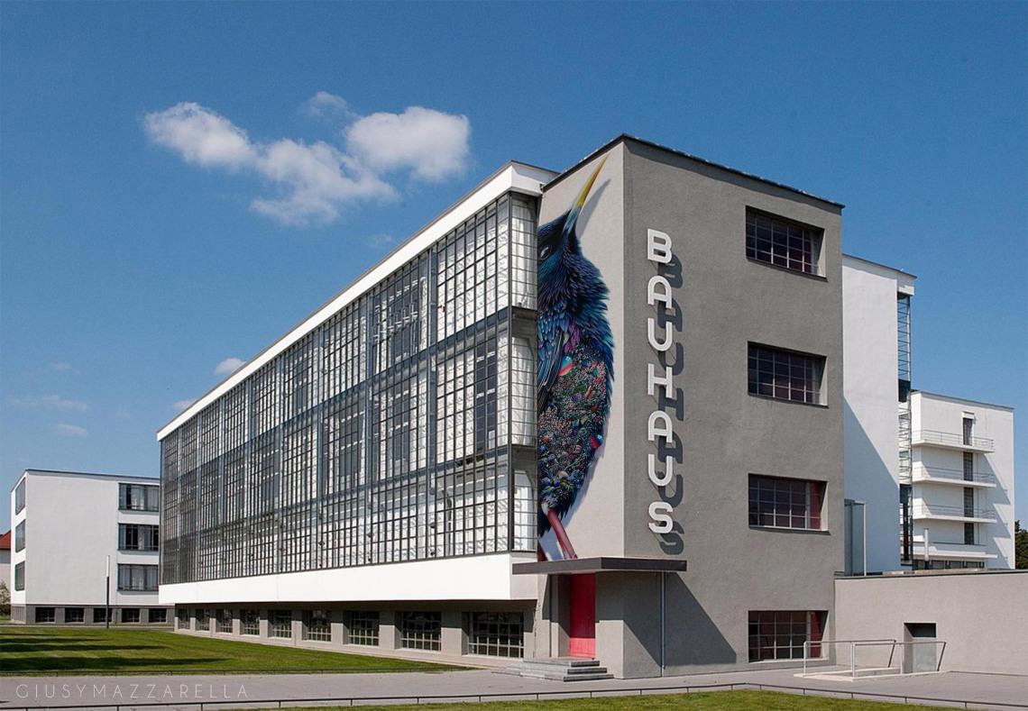 Walter Gropius, Staatliches Bauhaus